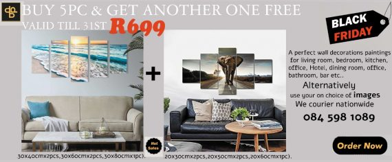 Buy 5PC & Get Another One Free