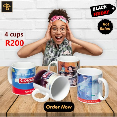 Four Mugs black friday
